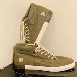 Timberland Men's Canvas Chukka Shoes